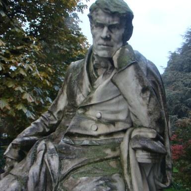 Monument en hommage à Alexandre Vinet, à Lausanne