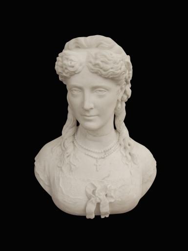 Buste de femme, Dufaux