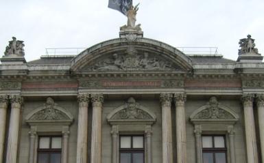 Fronton, Grand Théâtre de Genève