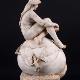 Eva, la manzana y la serpiente, Simón González