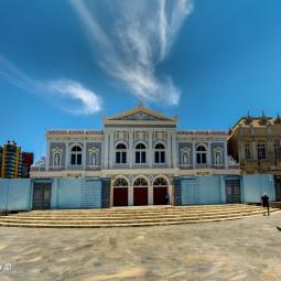 Théâtre après restauration.
